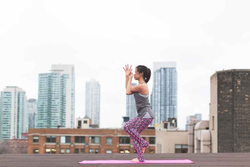 Yoga and Tennis Elbow